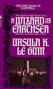 #32 A Wizard of Earthsea Trilogy