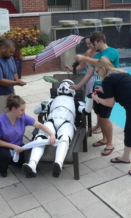 2014 Stormtrooper