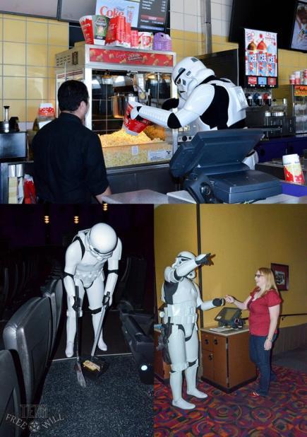 2015 Stormtrooper